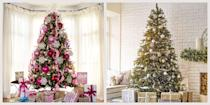 "<p>Whether you're <a href=""https://www.elledecor.com/christmas-decor/"" rel=""nofollow noopener"" target=""_blank"" data-ylk=""slk:decorating a Christmas tree"" class=""link rapid-noclick-resp"">decorating a Christmas tree</a> for the very first time or you simply want to switch things up for a<a href=""https://www.elledecor.com/design-decorate/trends/g13/alternative-christmas-trees/"" rel=""nofollow noopener"" target=""_blank"" data-ylk=""slk:fun holiday refresh"" class=""link rapid-noclick-resp""> fun holiday refresh</a>, there are <a href=""https://www.elledecor.com/design-decorate/interior-designers/advice/g2833/christmas-decorating-ideas/"" rel=""nofollow noopener"" target=""_blank"" data-ylk=""slk:decor ideas"" class=""link rapid-noclick-resp"">decor ideas</a> for you—both big and small—to spark endless <a href=""https://www.elledecor.com/design-decorate/trends/g22802637/christmas-tree-theme-ideas/"" rel=""nofollow noopener"" target=""_blank"" data-ylk=""slk:holiday inspiration"" class=""link rapid-noclick-resp"">holiday inspiration</a>. You could venture to the maximalist side of the spectrum with a rainbow-adorned pink tree or just stick to the classics with a simple red-and-gold palette. Christmas holiday decorations are all about evoking that cheer and warmth the season brings throughout your own home. Even if you're set on a particular color scheme or style, or you have <a href=""https://www.elledecor.com/shopping/g28834279/gold-christmas-ornaments/"" rel=""nofollow noopener"" target=""_blank"" data-ylk=""slk:ornaments"" class=""link rapid-noclick-resp"">ornaments</a> you can't wait to use, your tree should reflect your taste and personality no matter which direction you go in. <br><br>From traditional to modern, all-natural to full-on glitz, these 65 Christmas tree ideas will give you the picture-perfect holiday inspiration you need.<br></p>"