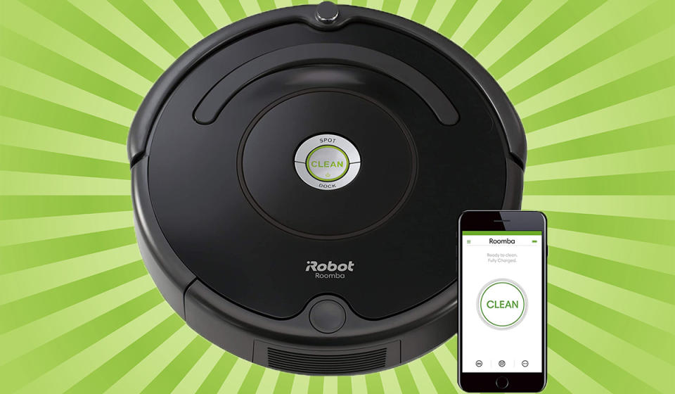 This Roomba is marked down to the lowest price all year. (Photo: Amazon)