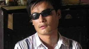 Chen Guangcheng, Seeking Medical Treatment in Hospital, Is Reunited With Family