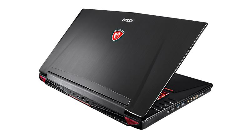 Notebooks like the MSI GT72 Dominator Pro G feature G-Sync capable displays as well. (Image Source: MSI)