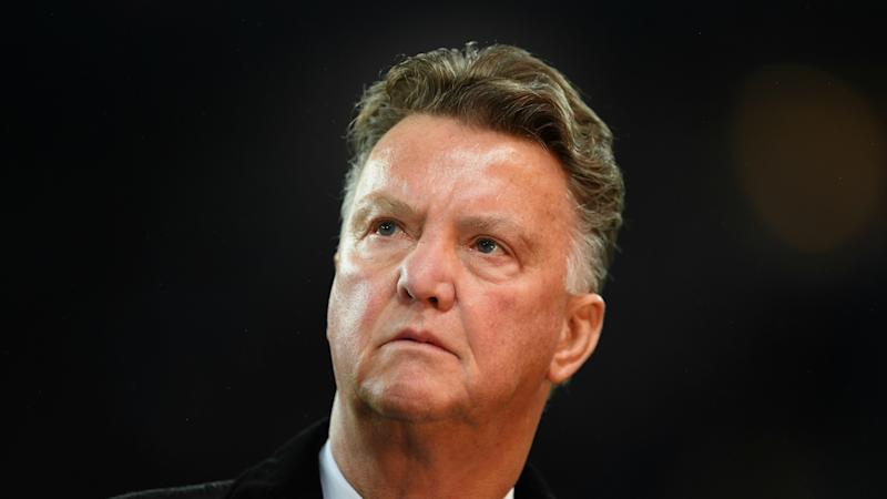 I didn't get any of my transfer targets – Van Gaal says he was let down by Man Utd