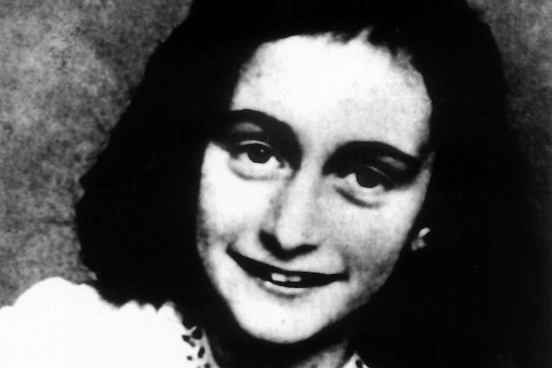 Anne Frank wrote 'dirty' jokes in her diary, researchers have said: DPA/PA Images