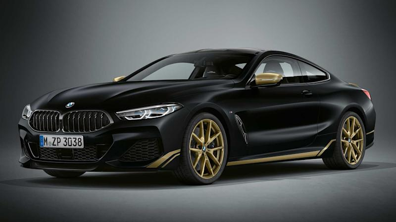 BMW 8er Golden Thunder Edition