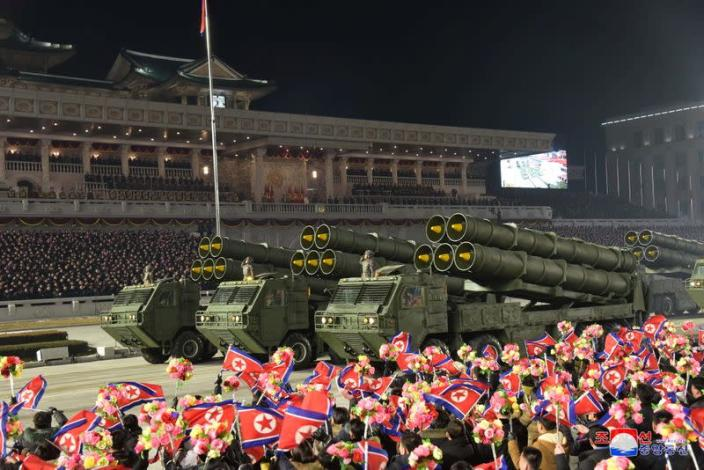 8th Congress of the Workers' Party in Pyongyang