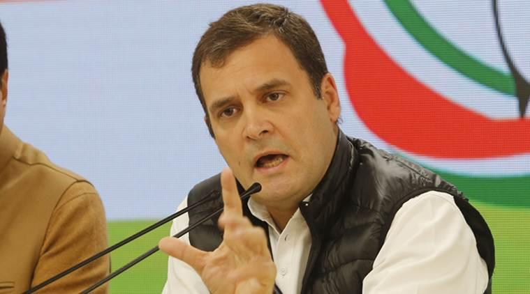 2019 lok sabha elections live updates: Congress press conference, gautam gambhir joins BJP, bihar grand alliance