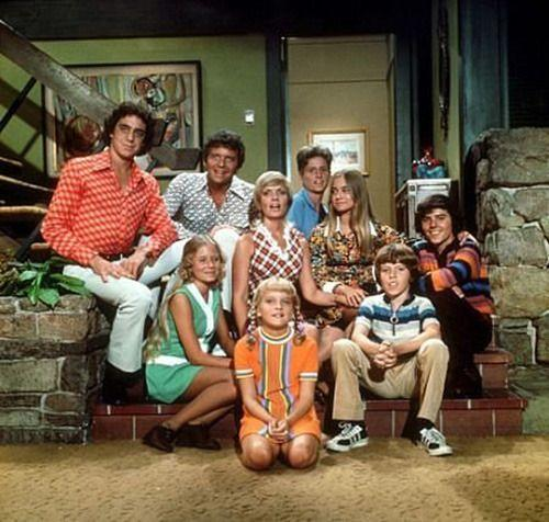 The Brady Bunch cast. Credit: CBS via Getty Images
