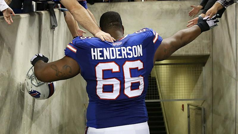Bills T Henderson Faces 10-Game Ban