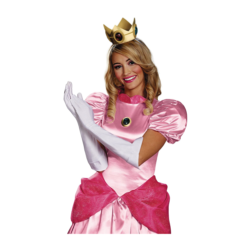 Disguise Princess Peach Adult Accessory Kit