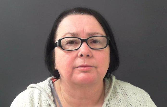 Corina Lyons conned a woman in her care out of £18,000. (SWNS)