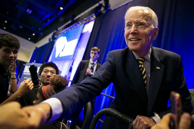Biden Pushes Immigration Policy Ahead of Presidential Debates