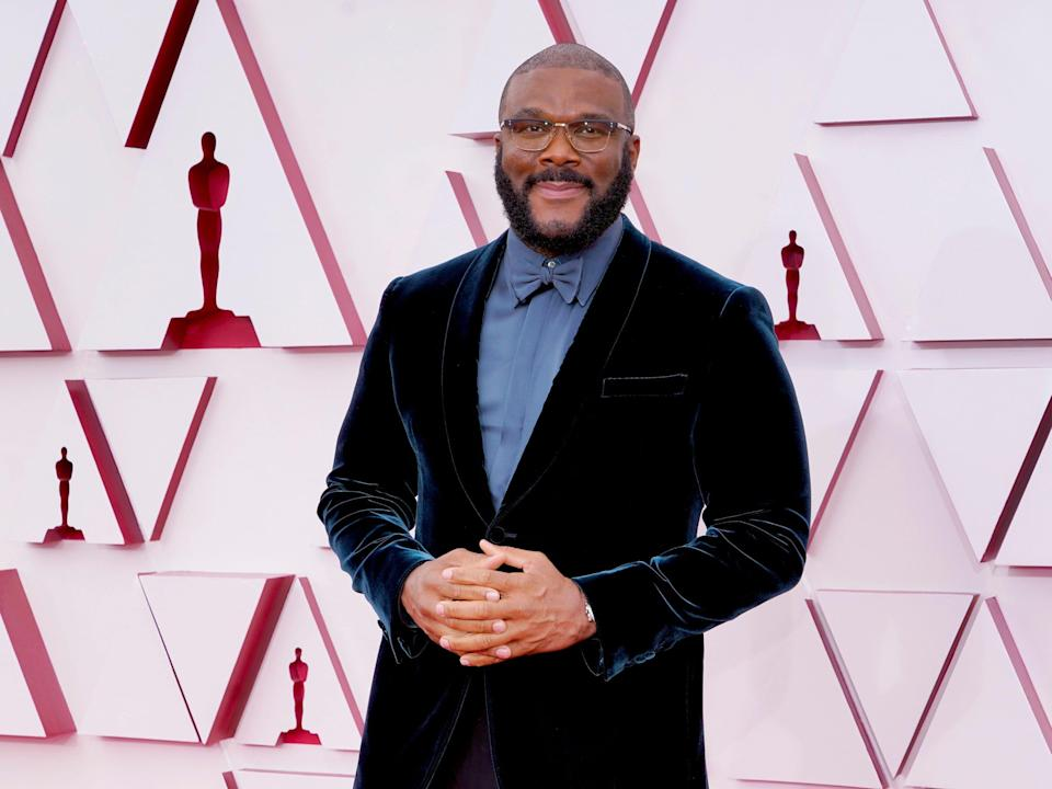 Tyler Perry Chris Pizzello Getty