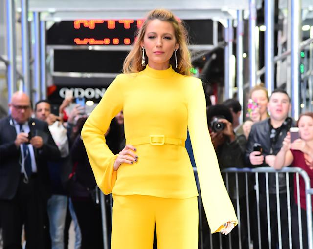 Blake Lively (Photo: Raymond Hall/GC Images)