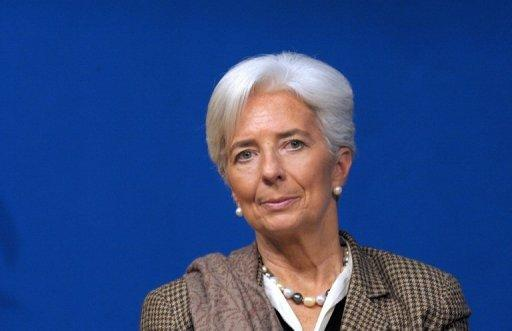 Lagarde says 'fiscal cliff' threatens US supremacy