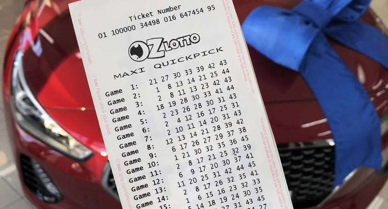 One lucky person wins $50m lotto