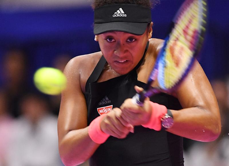 Naomi Osaka through to Pan Pacific Open semi-finals
