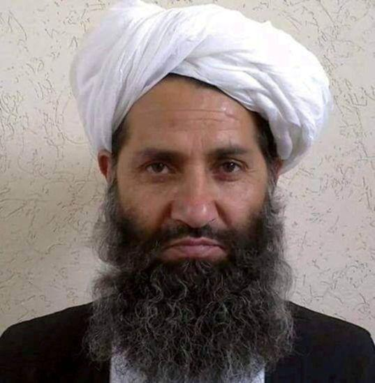 Taliban leader Mullah Haibatullah Akhundzada is seen in an undated photograph, posted on a Taliban twitter feed on May 25, 2016, and identified separately by several Taliban officials, who declined to be named.  Social Media/File Photo    ATTENTION EDITORS - THIS IMAGE WAS PROVIDED BY A THIRD PARTY. EDITORIAL USE ONLY/File Photo (Photo: Handout . via REUTERS)