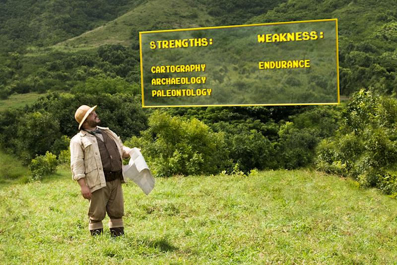 Image result for jumanji strengths and weaknesses