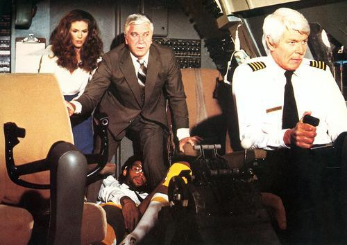 Airplane Mastermind David Zucker On Leslie Nielsen, The Naked Gun Reboot And His -5989