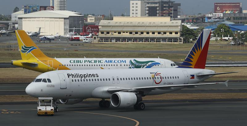 PHILIPPINES-AIRTRANSPORT/