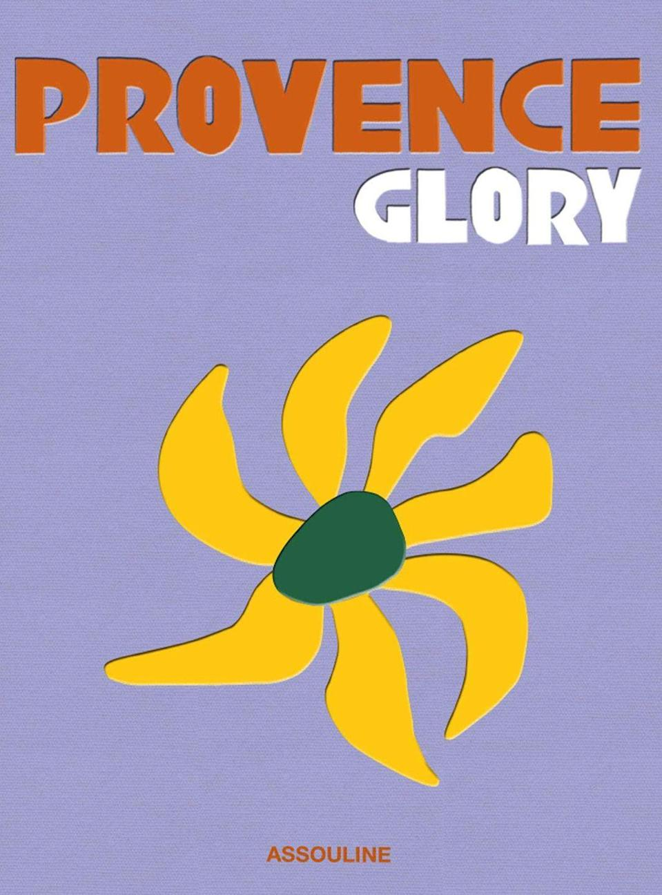 """<p><a class=""""link rapid-noclick-resp"""" href=""""https://eu.assouline.com/products/provence-glory"""" rel=""""nofollow noopener"""" target=""""_blank"""" data-ylk=""""slk:SHOP NOW"""">SHOP NOW</a></p><p>We might not be able to reach our favourite travel destinations right now, but we can still read about them and pore over their beauty through Assouline's well-designed book series. Provence Glory, among the latest to the franchise, explores the sun-drench, lavender-scented region in the South of France, creating an evocative portrait that will prove respite on grey UK days.</p><p>Provence Glory, £95, Assouline</p>"""