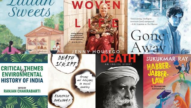 Books of the week: From Jenny Housego's A Woven Life to Ranjan Chakrabarti's Critical Themes in Environmental History of India, our picks