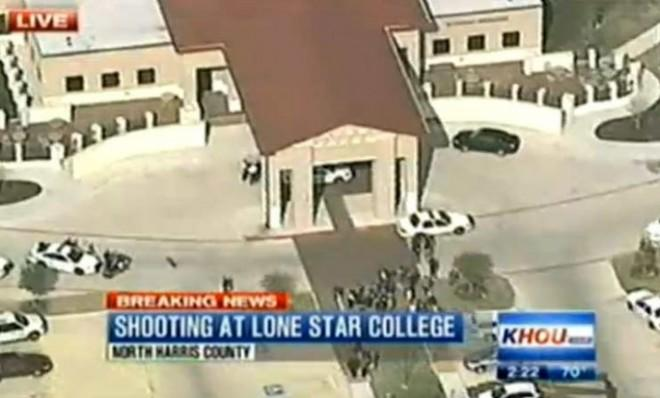 Lone Star College shooting