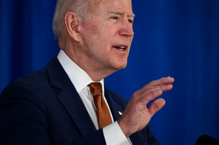 """Putin said he remembered his previous meeting with Biden when he was vice-president, praising the 78-year-old US leader as a """"very experienced"""" and """"careful"""" politician"""
