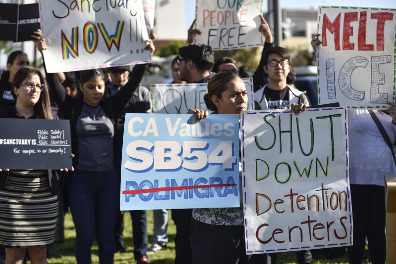 U.S. District Court Judge John Mendez upheld two of California's sanctuary laws, as well as a key provision of a third, on Thursday.