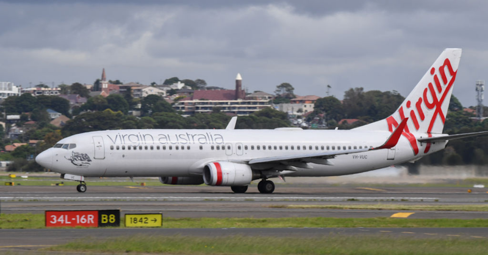 Virgin Australia has made its call on the New Zealand travel bubble. Image: Getty.