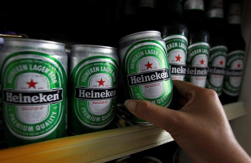 Heineken's takeover of Punch Taverns gets green light from CMA