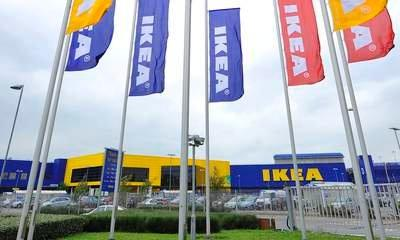 Ikea Growth Contracts Amid Record Profit