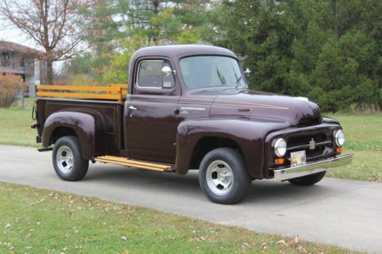Why Old Pickups Are Suddenly Hauling In Big Money