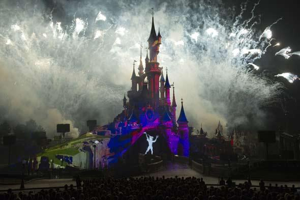 Join the party! Disneyland Paris extend their 20th anniversary celebrations
