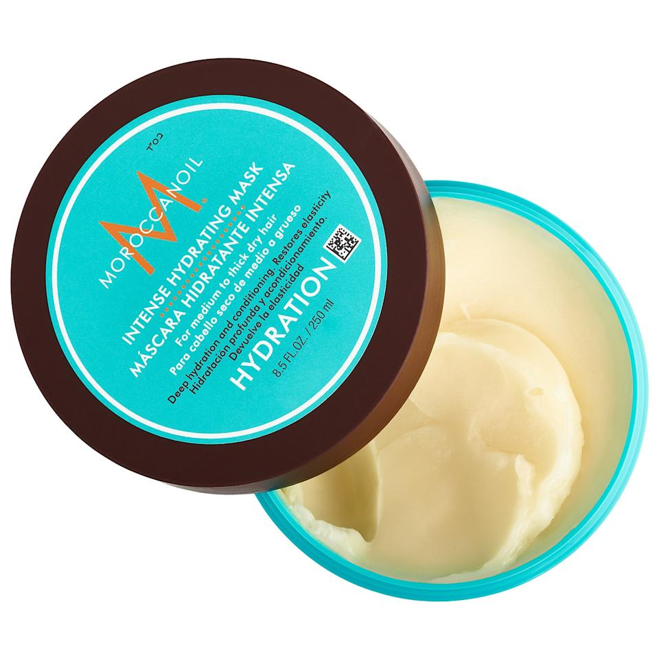 Moroccanoil Intense Hydrating Mask. Image via Sephora