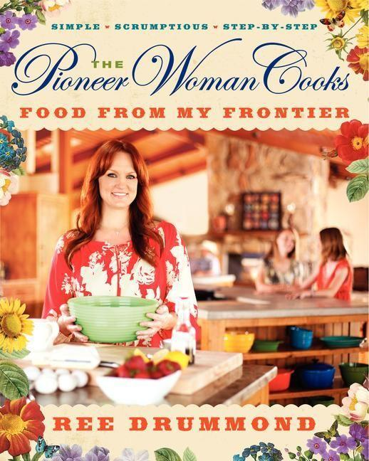 """<p><strong>Ree Drummond</strong></p><p>walmart.com</p><p><strong>$21.91</strong></p><p><a href=""""https://go.redirectingat.com?id=74968X1596630&url=https%3A%2F%2Fwww.walmart.com%2Fip%2F17108423&sref=https%3A%2F%2Fwww.thepioneerwoman.com%2Fholidays-celebrations%2Fgifts%2Fg33313218%2Free-drummond-books%2F"""" rel=""""nofollow noopener"""" target=""""_blank"""" data-ylk=""""slk:Shop Now"""" class=""""link rapid-noclick-resp"""">Shop Now</a></p><p>We hope you're hungry, because the food in this book is <em>not</em> for the faint of heart. Glazed doughnuts, <a href=""""https://www.thepioneerwoman.com/food-cooking/recipes/a32344660/spicy-dr-pepper-pulled-pork-sandwiches-recipe/"""" rel=""""nofollow noopener"""" target=""""_blank"""" data-ylk=""""slk:Dr Pepper pulled pork"""" class=""""link rapid-noclick-resp"""">Dr Pepper pulled pork</a>, and the """"best grilled cheese ever"""" are just a few of the fabulous comfort food favorites you'll learn how to make. These recipes are so good, they're guaranteed to make your guests """"hug you and kiss you and be devoted to you for life."""" Sounds like a pretty good deal!</p>"""