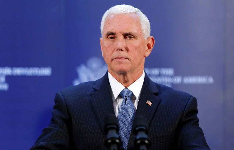 Pence visit to Wisconsin launches focus on three battleground states