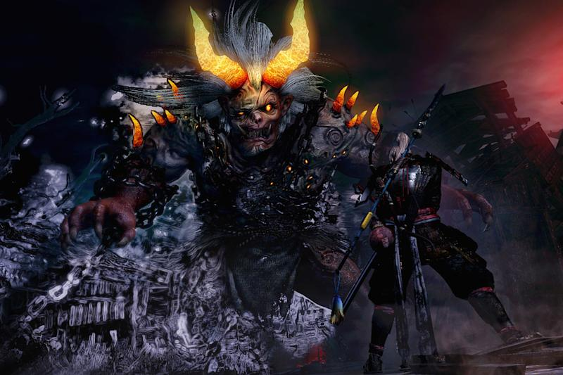 best new games of the month nioh header