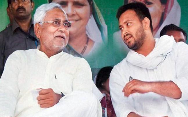 <p>Tejashwi Yadav said that Nitish Kumar should not fool the public by claiming that the JD(U) was fighting elections in Gujarat as part of the strategy to expand the party in other states. </p>