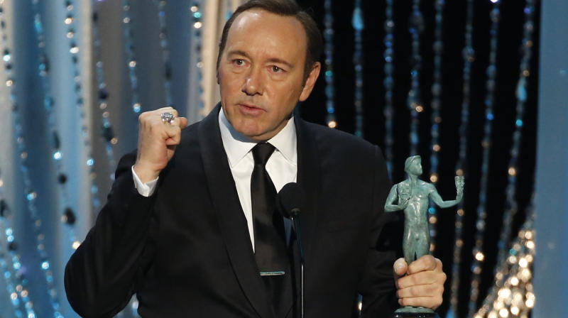 Kevin Spacey Reportedly Dumped By Talent Agency And Publicist