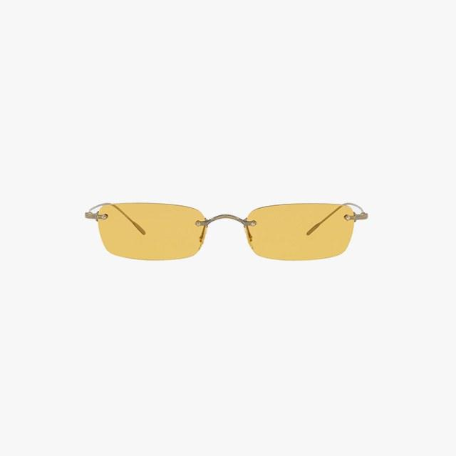 Oliver Peoples Daveigh sunglasses, $420, oliverpeoples.com