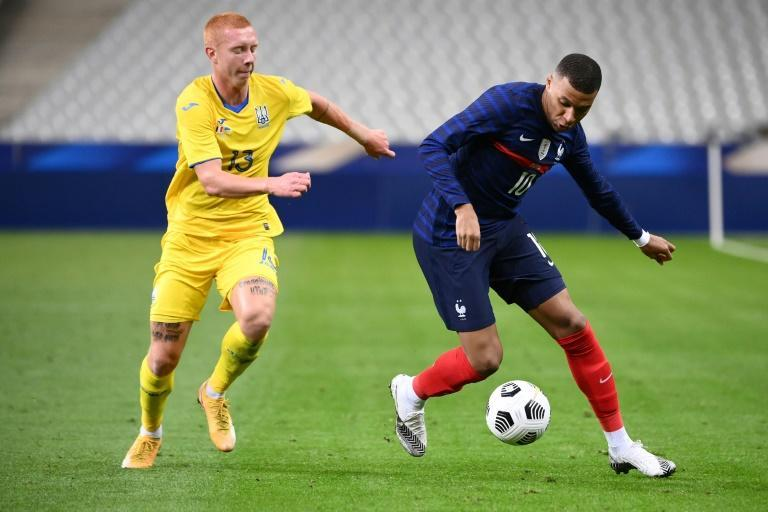 Kylian Mbappe and France begin their defence of the World Cup trophy against Ukraine as European qualifying begins despite the difficulties caused by the pandemic