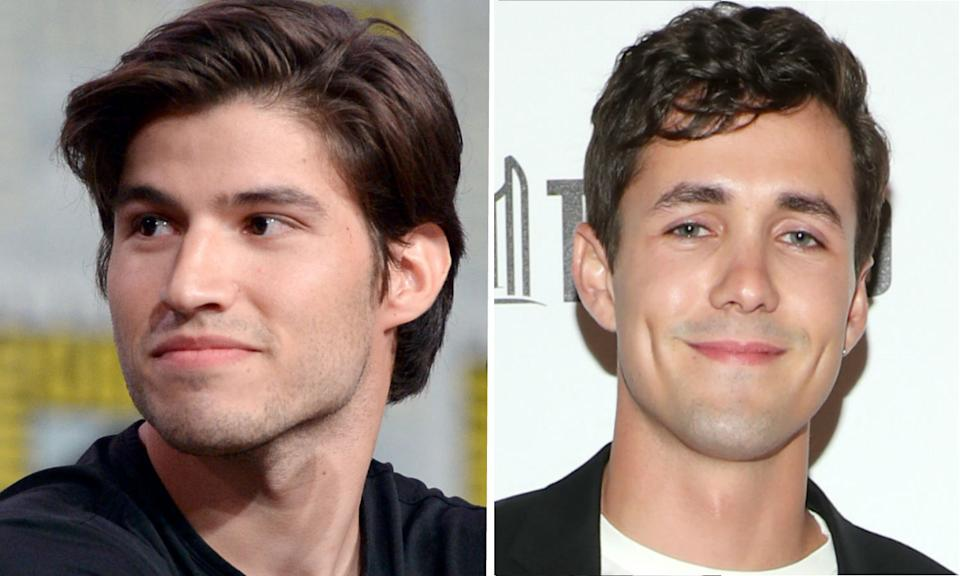 Cameron Cuffe and Jonah Hauer-King up for Prince Eric role (Credit: Getty/WireImage)