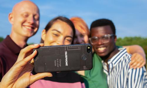 'We are creating change': the ethical phone maker making business fair