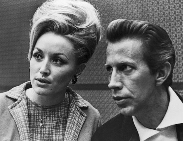 PHOTO: Country singers Dolly Parton and Porter Wagoner in a portrait in circa 1968 in Nashville, Tenn. (Michael Ochs Archives/Getty Images)