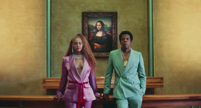 """The Carters/""""APES**T"""""""