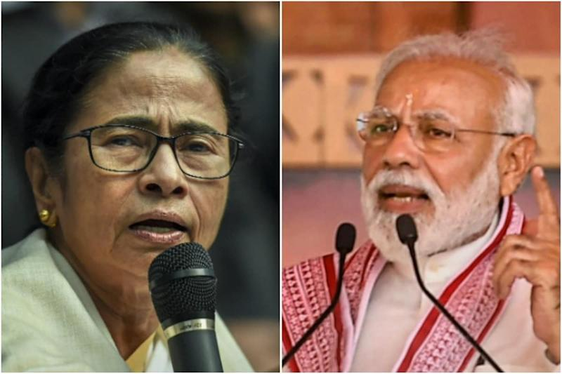 Driving Over Modi's 'Speed Breaker' Jibe: Mamata to Okay Central Schemes if Funds Routed through State