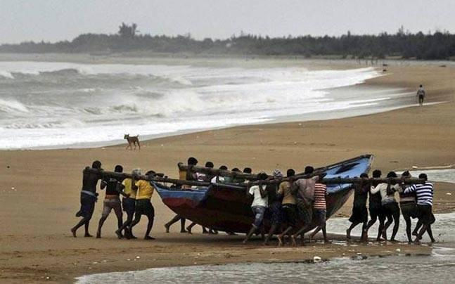 Sri Lankan Navy arrests 12 Tamil Nadu fishermen, seizes two trawler boats