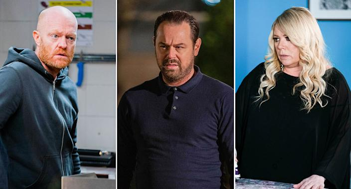 Get ready for another gripping week in Walford. (BBC)