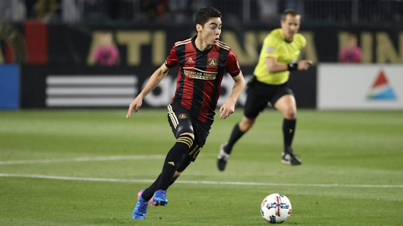 Miguel Almiron Atlanta United MLS 03052017