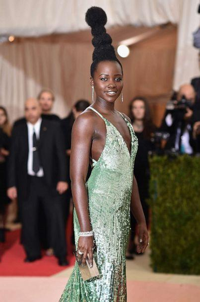 PHOTO: Lupita Nyong'o attends the 'Manus x Machina: Fashion In An Age Of Technology' Costume Institute Gala at Metropolitan Museum of Art on May 2, 2016 in New York City. (Dimitrios Kambouris/Getty Images, FILE)